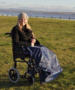 Splash Wheelchair Apron (Unlined) - U