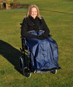 Splash Wheelchair Cosy - L