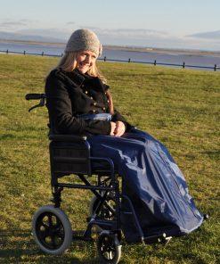 Splash Wheelchair Cosy - M
