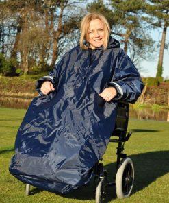 Splash Wheelchair Mac Sleeved - L