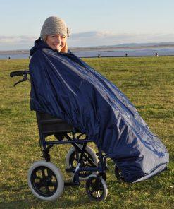 Splash Deluxe Wheelchair Mac Unsleeved (Lined) - L