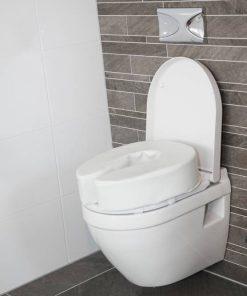 "Padded Toilet Seat - 10cm (4"")"