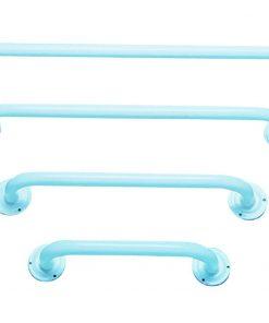 "Plastic Coated Steel Grab Bar 450mm (18"")"