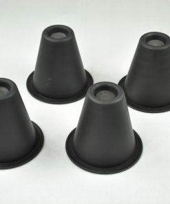 Cone Raisers - 140mm - set of 4