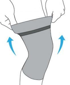 Neo G Angora & Wool Knee Warmer & Support