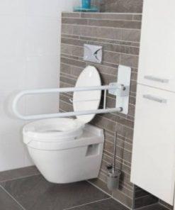 Toilet Surrounds and Rails