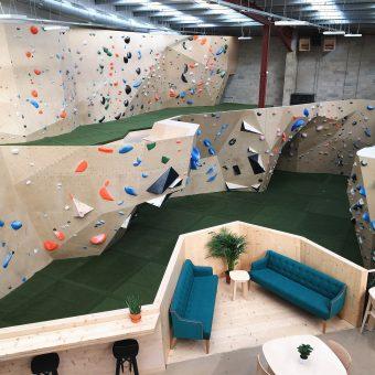 Yonder Climbing Centre 3